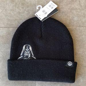 Darth Vader Cuffed Beanie